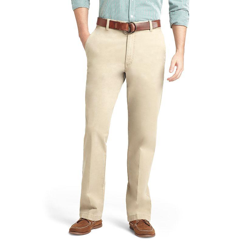 Men's IZOD Straight-Fit Saltwater Chino Pants