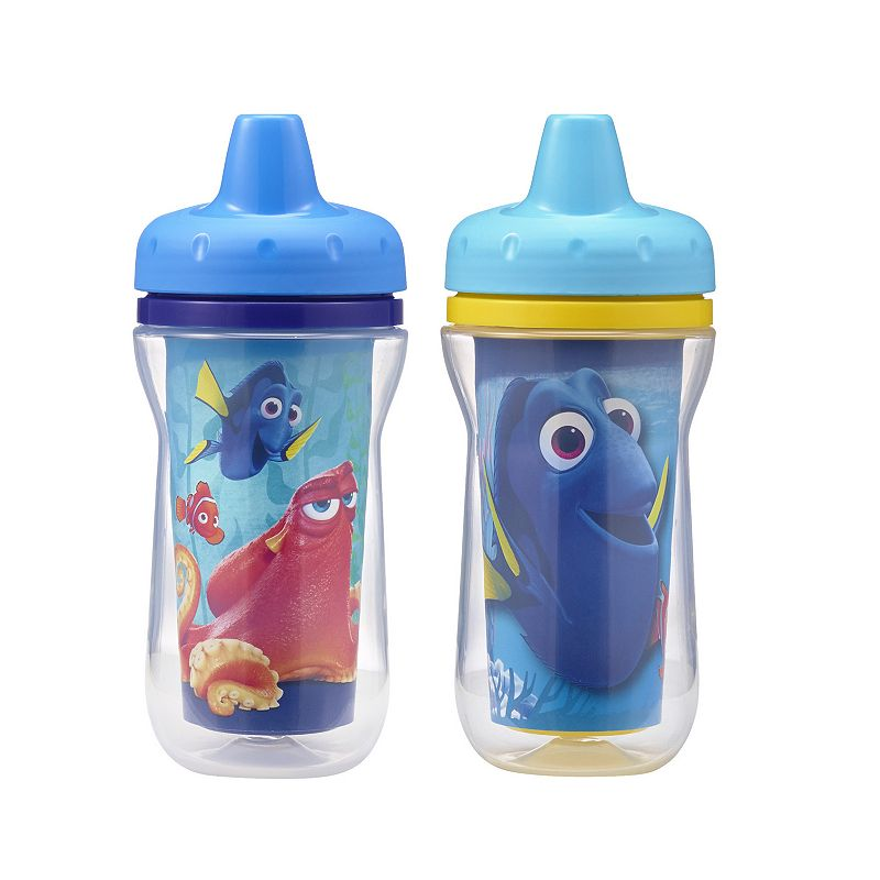 Disney / Pixar Finding Dory Insulated Sippy Cups.