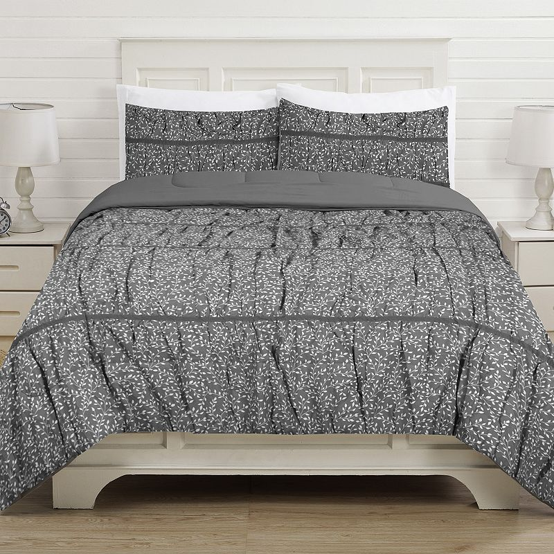 Republic Wild Field 3-piece Full / Queen Duvet Cover Set