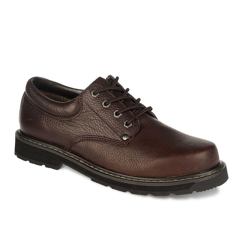 Dr. Scholl's Harrington Men's Leather Work Shoes