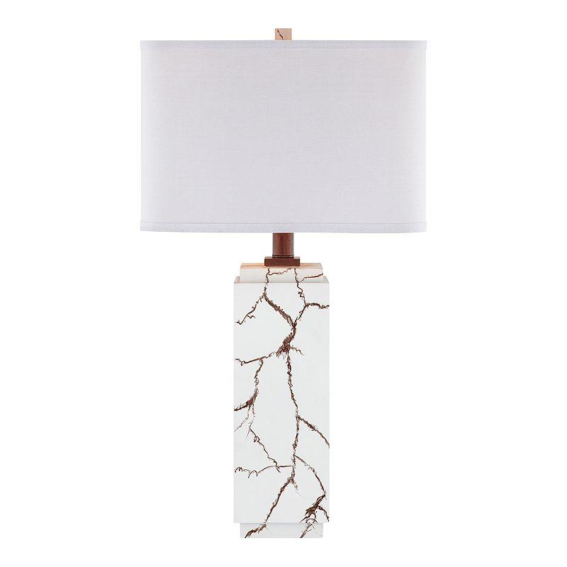 Catalina Howlite Table Lamp