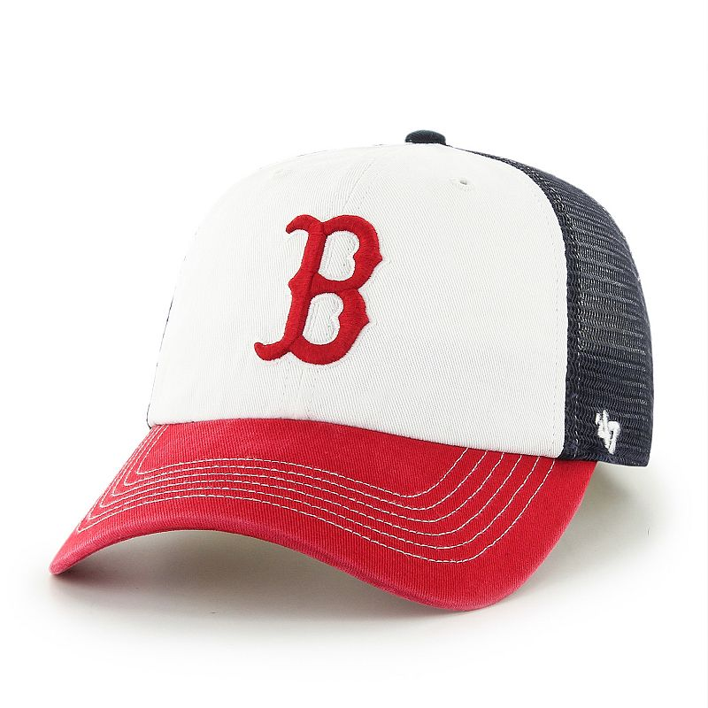 Adult '47 Brand Boston Red Sox McKinley Closer Cap