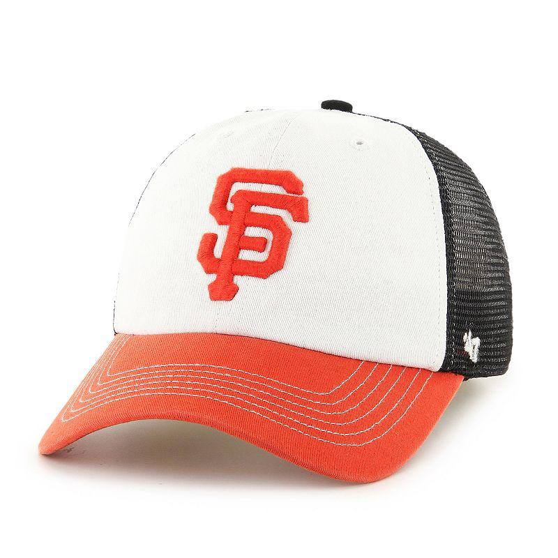 Adult '47 Brand San Francisco Giants McKinley Closer Cap