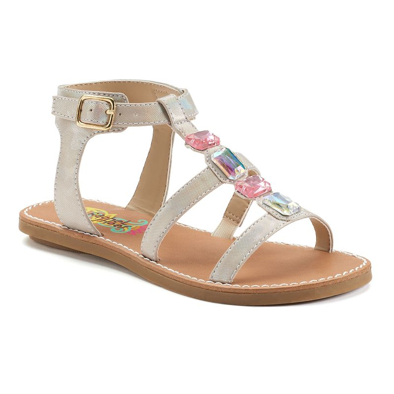 Rachel Shoes Lexus Girls' Gladiator Sandals
