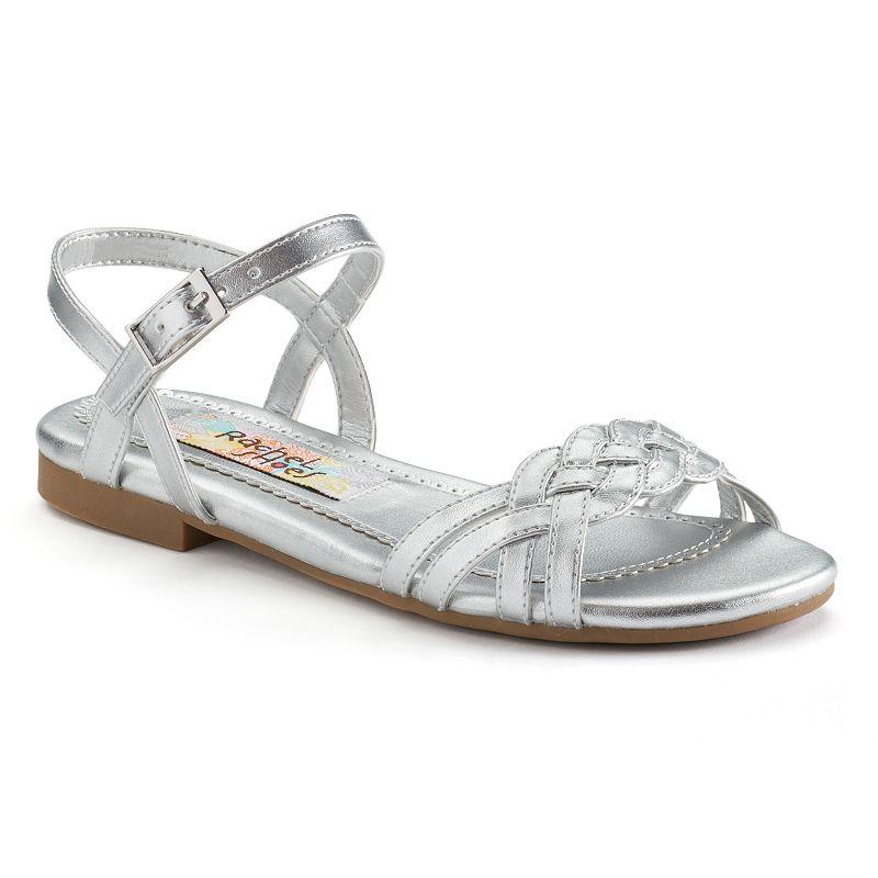 Rachel Shoes Angelina Girls' Dress Sandals