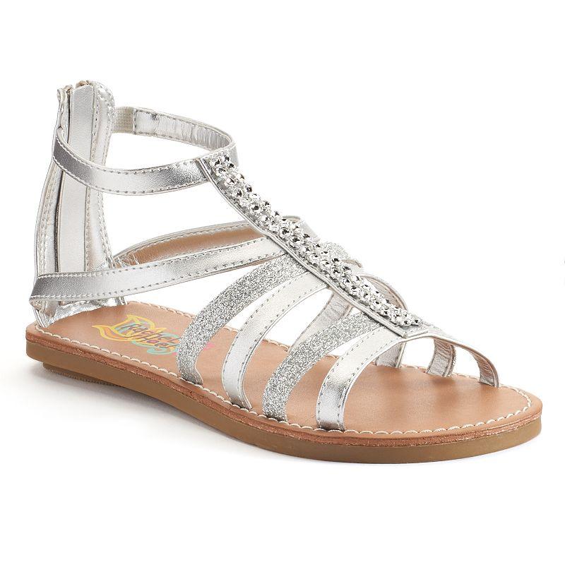 Rachel Shoes Liberty Girls' Gladiator Sandals