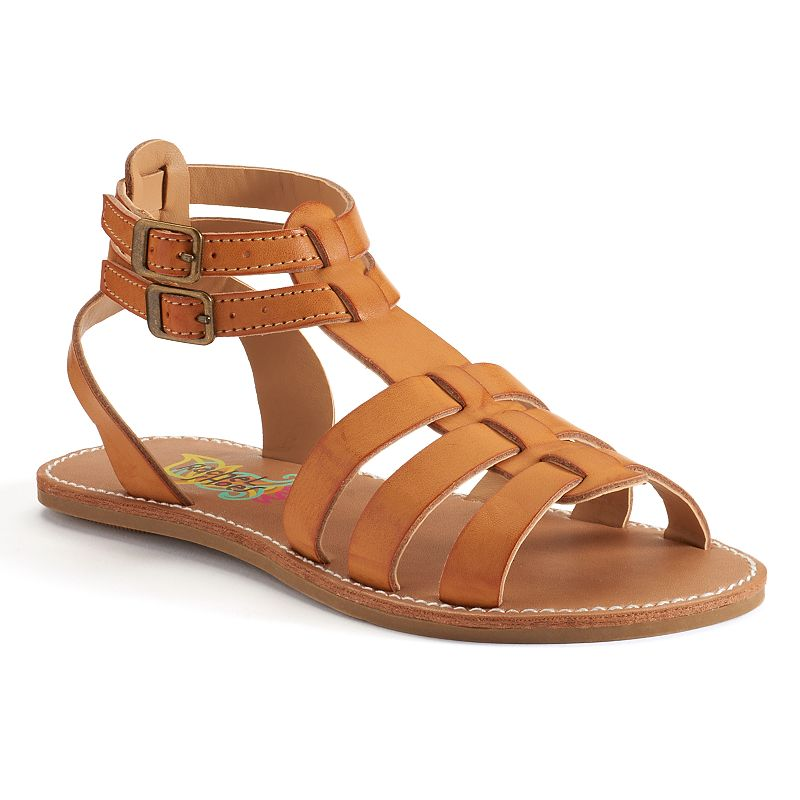 Rachel Shoes Mackenzie Girls' Gladiator Sandals