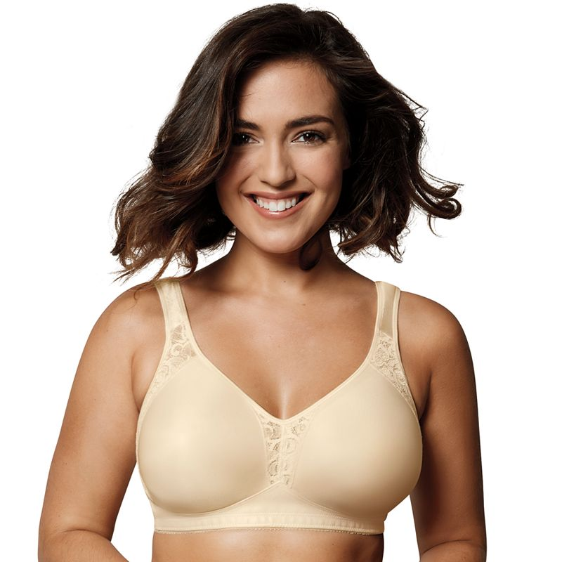 Playtex Bra: 18 Hour Seamless ComfortFlex Full-Figure Bra 4395 - Women's