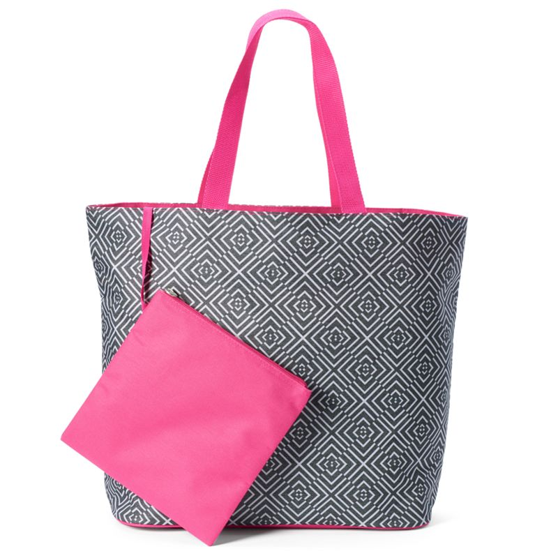 Tri-Coastal Design Geometric Beach Tote