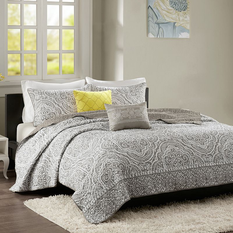 Intelligent Design Karina Coverlet Set