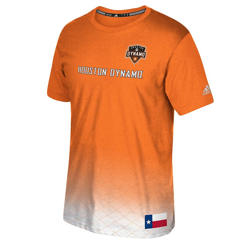 Men's adidas Houston Dynamo Jersey Tee