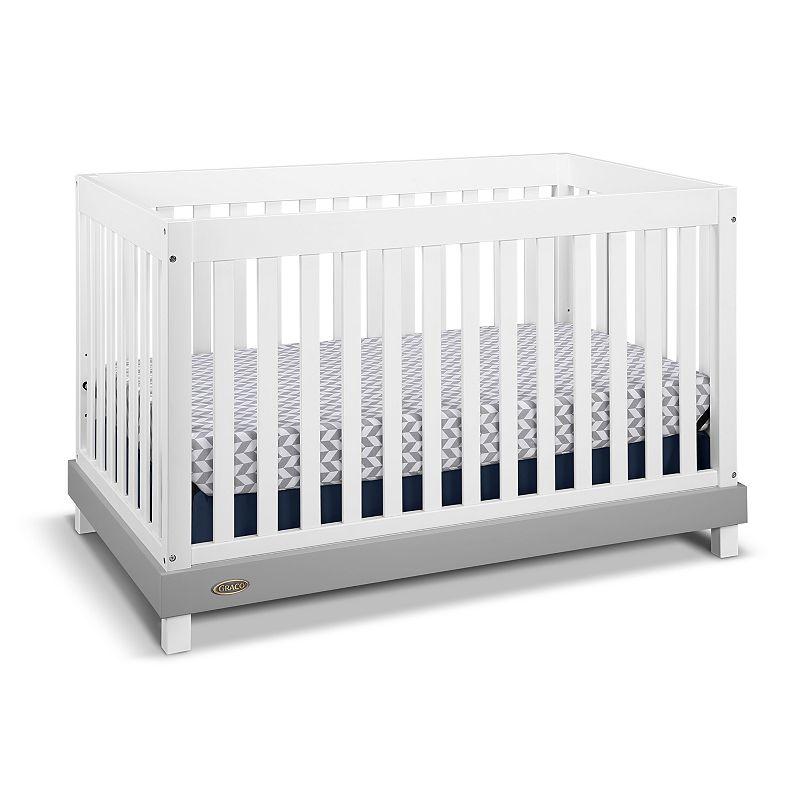 Graco Maddox Two-Tone 3-in-1 Convertible Crib