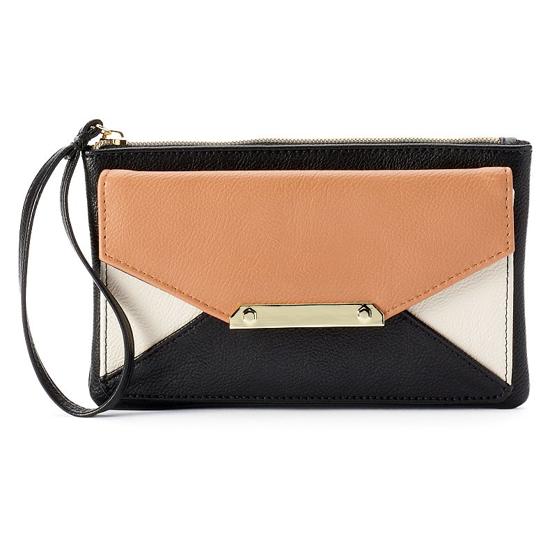 Apt. 9® Sindy Colorblock Wristlet