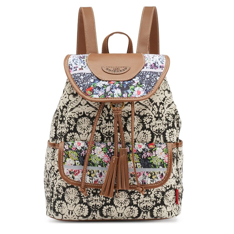 Unionbay Floral Mini Backpack