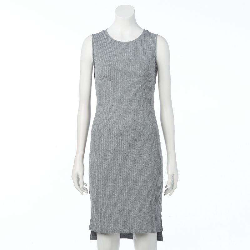 Women's Apt. 9® Ribbed Midi Dress