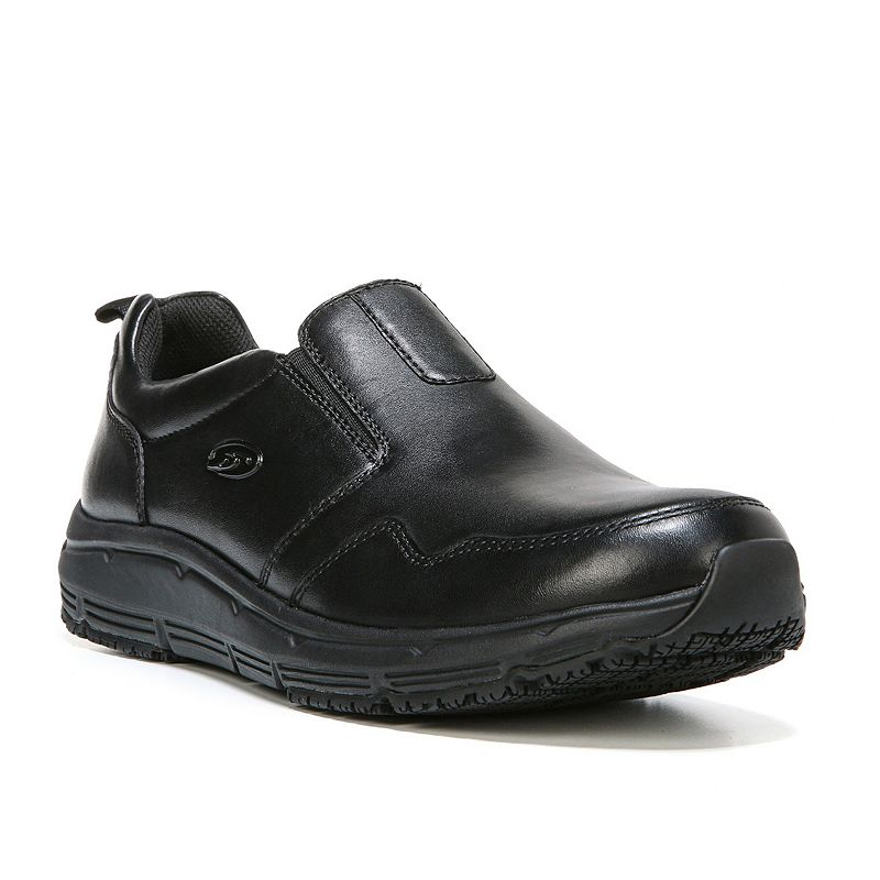 Dr. Scholl's Beta Men's Slip-On Wide Work Shoes