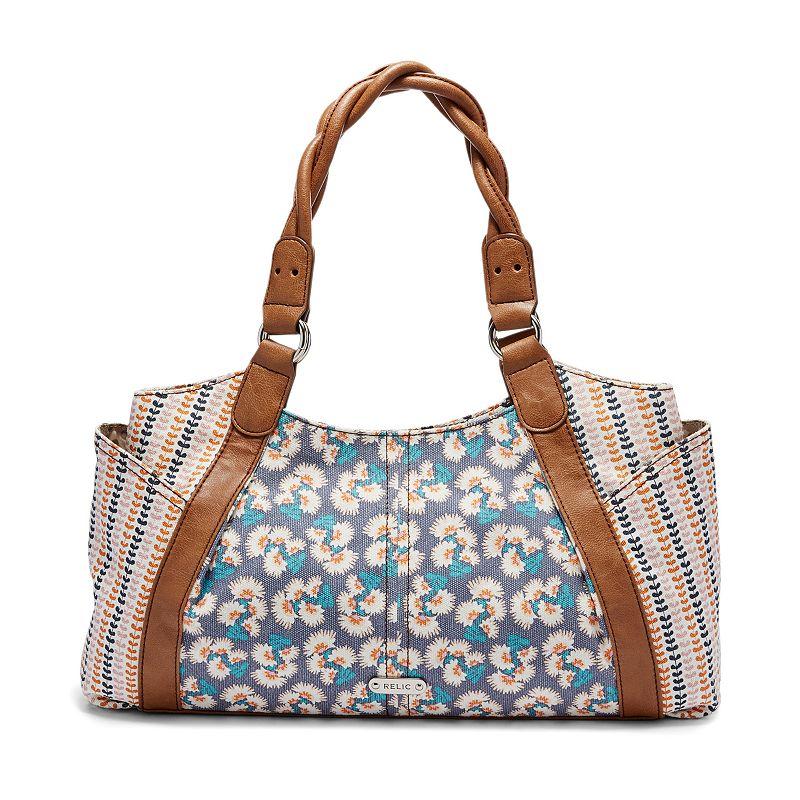 Relic Heidi Floral Double Shoulder Bag