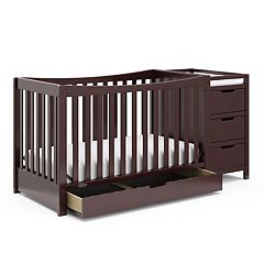 Graco Remi 4-in-1 Convertible Crib & Changer  by