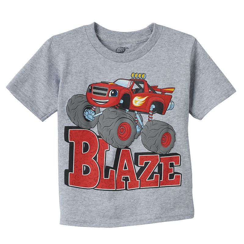 Boys 4-7 Blaze and the Monster Machines