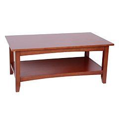 Alaterre Shaker Cottage Coffee Table by