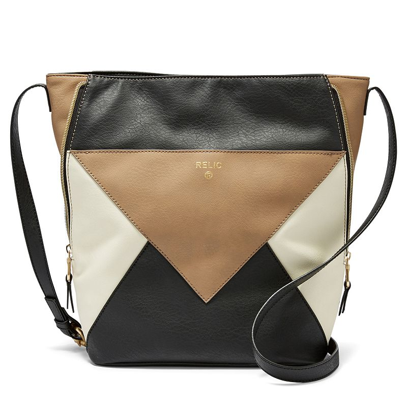 Relic Emma Bucket Crossbody Bag