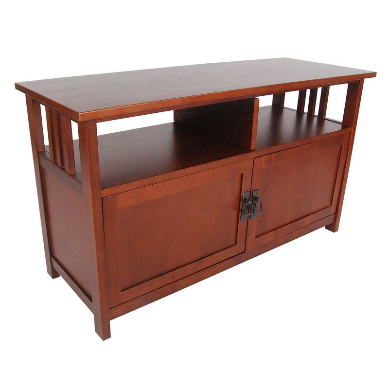Alaterre Mission TV Stand