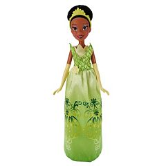 Disney Princess Royal Shimmer Tiana Doll  by