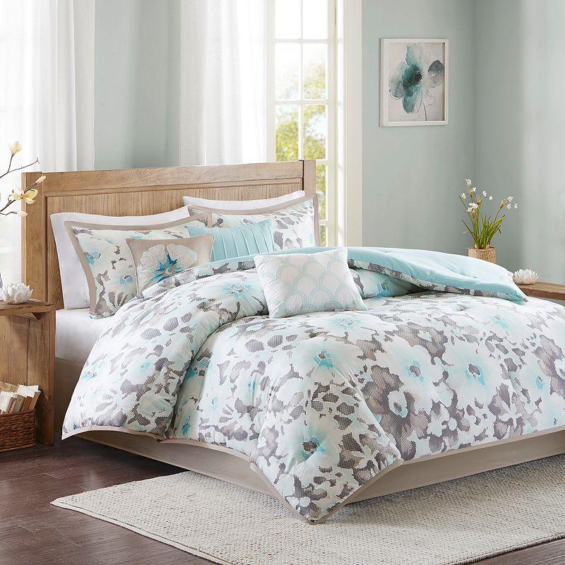 Madison Park Aria 7-piece Bed Set