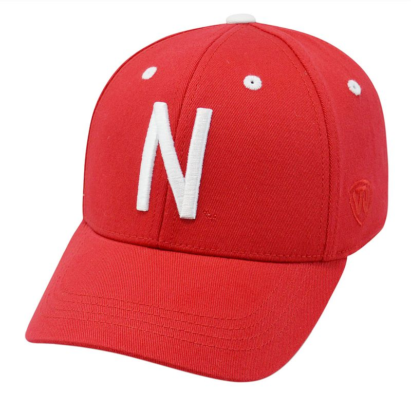 Youth Top of the World Nebraska Cornhuskers Rookie Cap