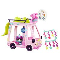 Littlest Pet Shop Pets in the City Double-Decker Shuttle Bus