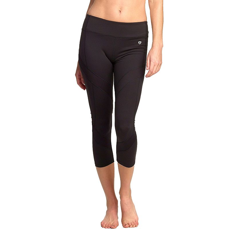 Women's Colosseum Cabana CapriWorkout Tights
