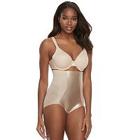 Naomi & Nicole Firm-Control High-Waist Shaping Brief 7125