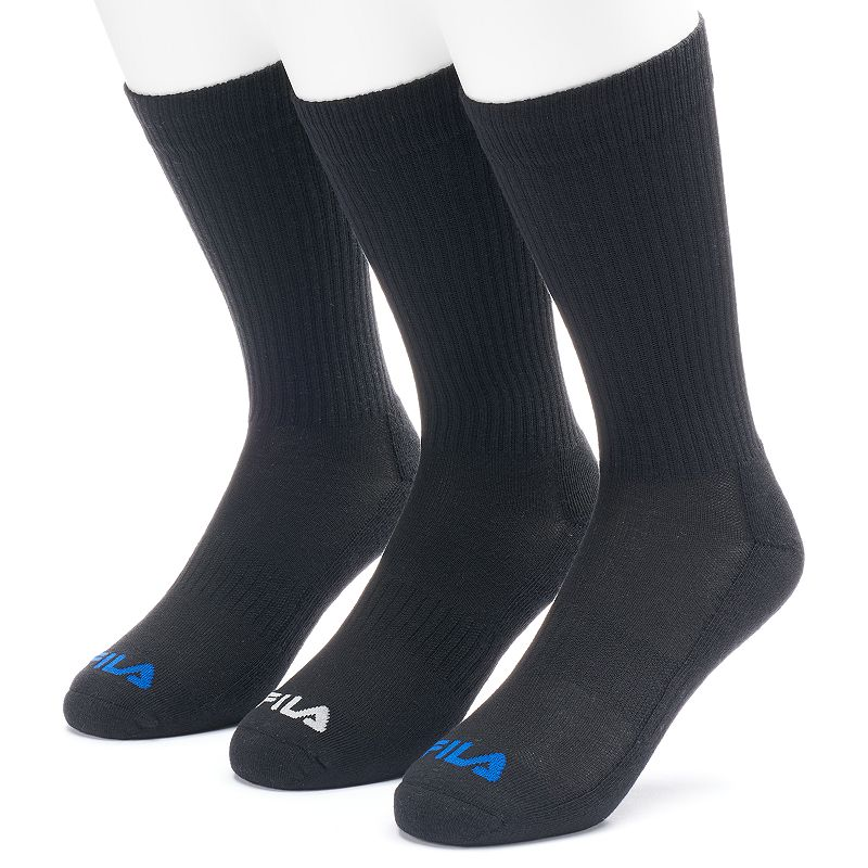 Men's FILA SPORT 3-pack Sport Performance Crew Socks