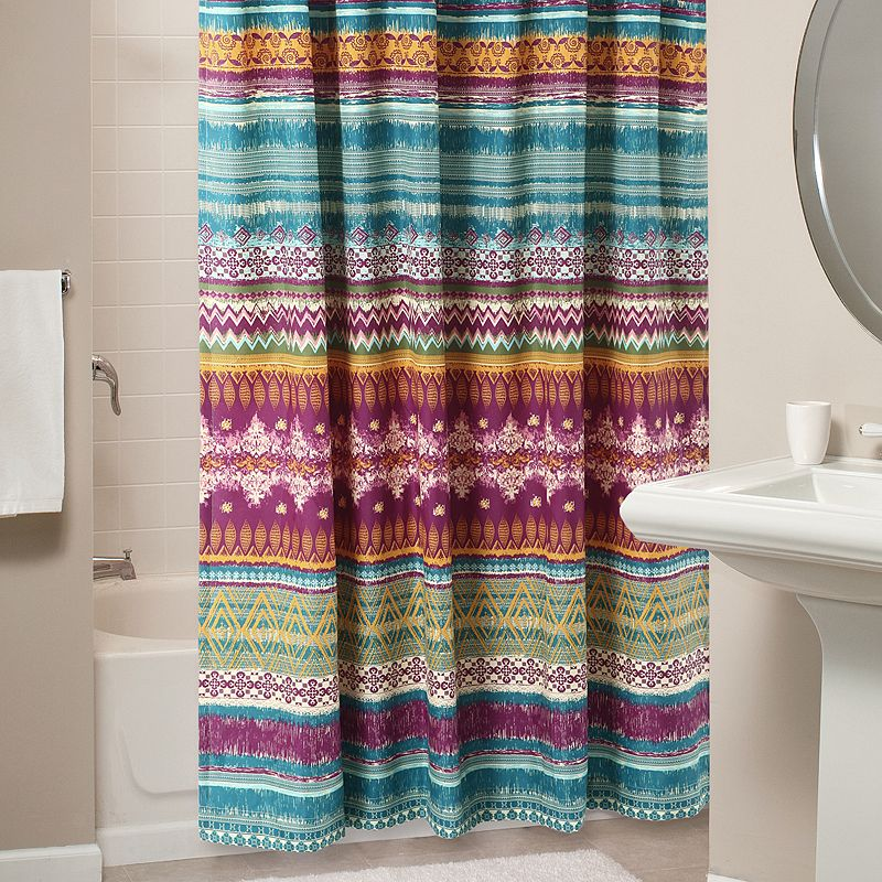 Greenland Home Fashions Southwest Shower Curtain