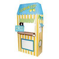 Carnival Lemonade Cardboard Stand Up