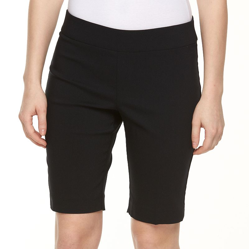 Petite Apt. 9® Millennium Pull-On Bermuda Shorts