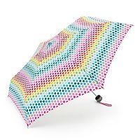 Totes Fashion Mini Folding Umbrella