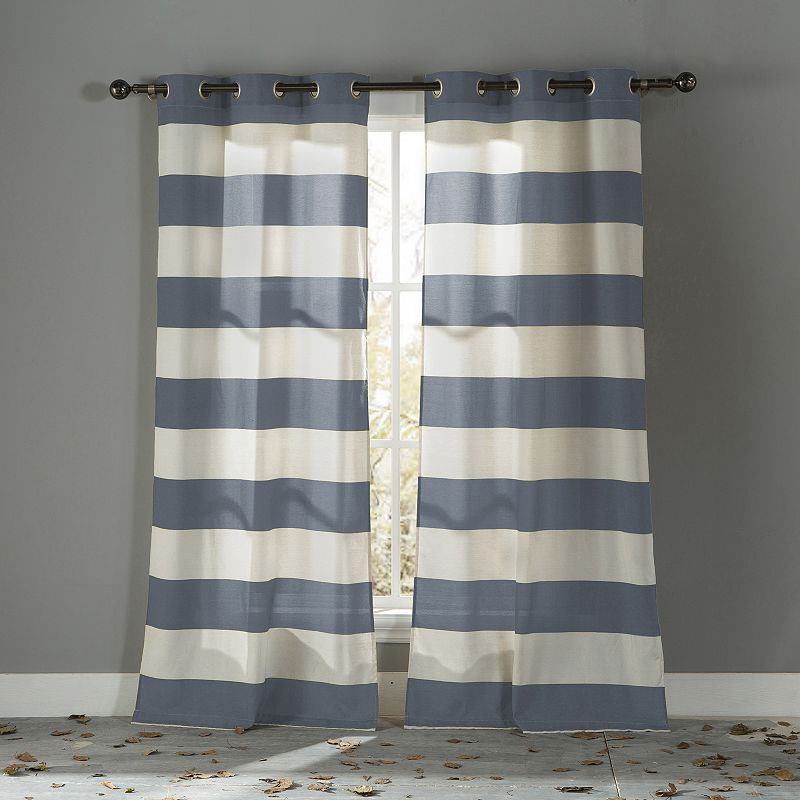 Duck River 2-pack Kathi Stripe Curtains - 38'' x 96''