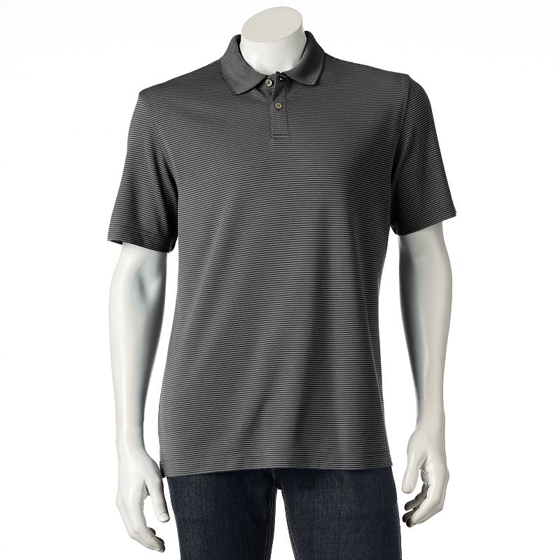 Men's Van Heusen Ottoman Striped Polo