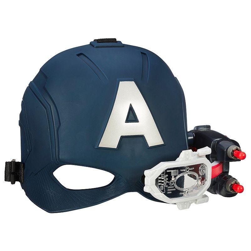 Captain America: Civil War Scope Vision Helmet