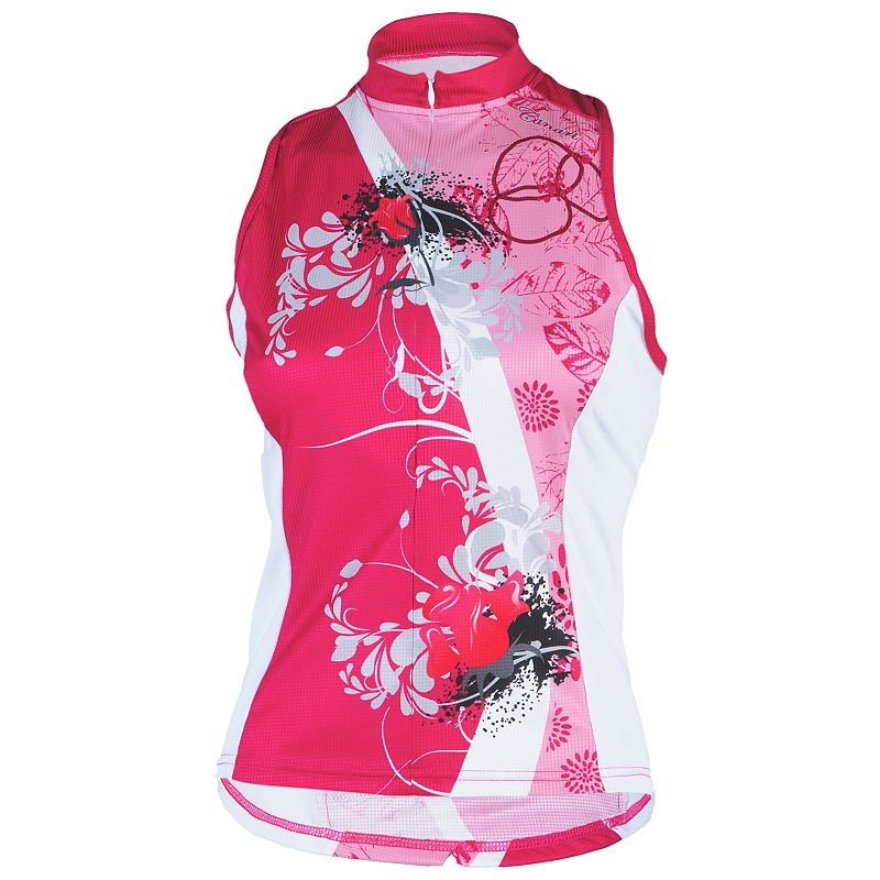 Women's Canari Myrtle Floral Cycling Tank