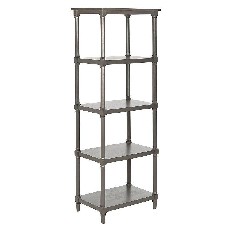 Safavieh Odessa 4-Shelf Bookshelf
