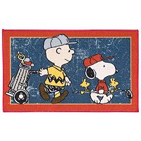 Peanuts Friends Golf Rug - 18