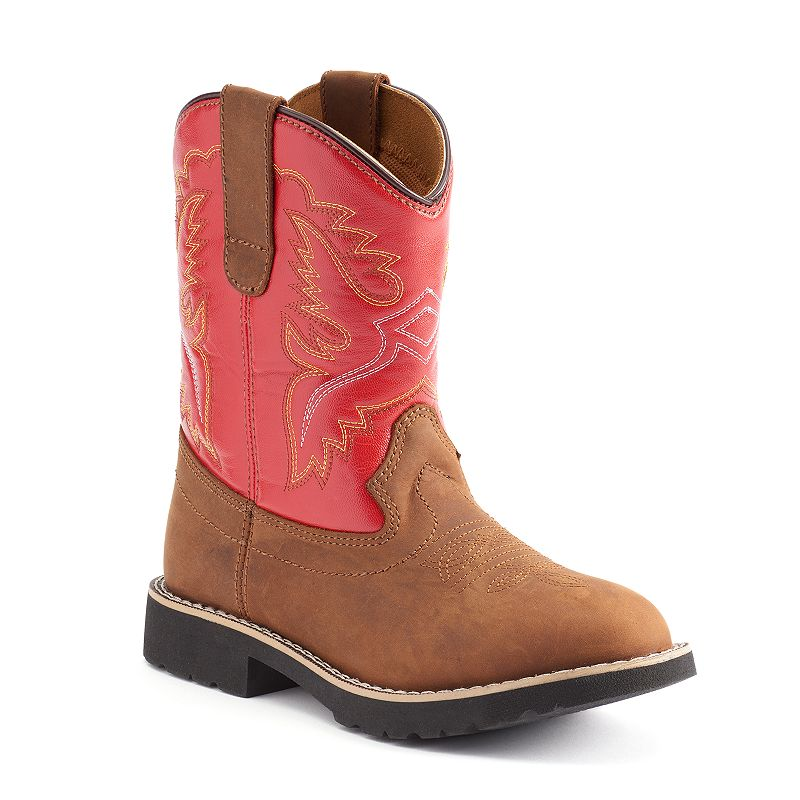 Itasca Kid's Western Boots