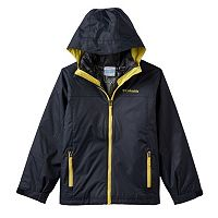 Boys 4-7 Columbia Heavyweight Interchangable Thermal Coil Hooded 3-in-1 Jacket