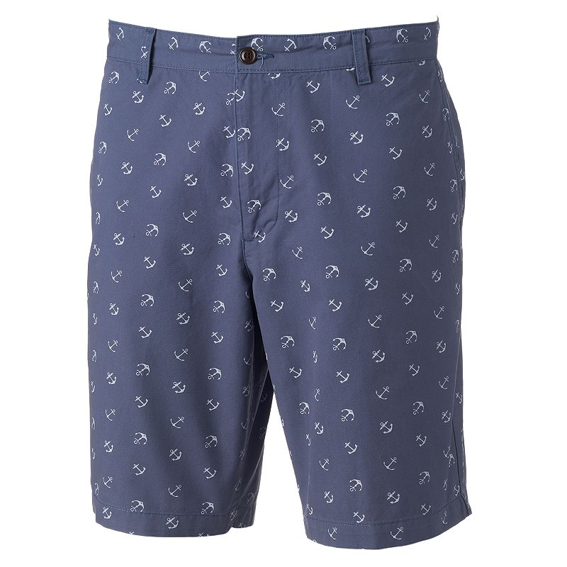 Men's Dockers Patterned The Perfect Shorts