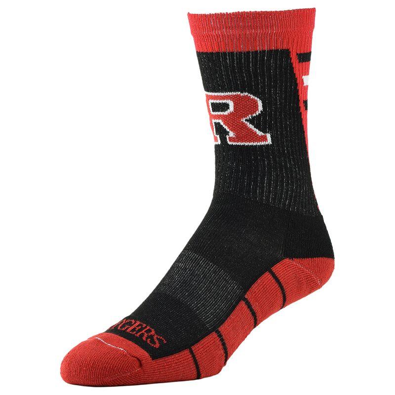 Men's Rutgers Scarlet Knights Energize Crew Socks