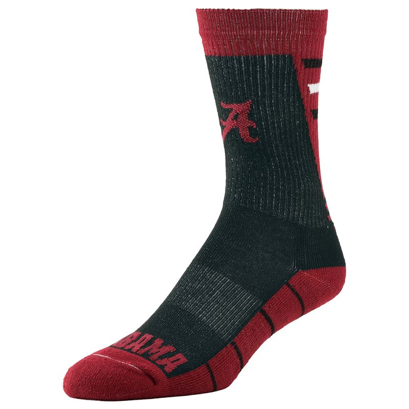 Men's Alabama Crimson Tide Energize Crew Socks