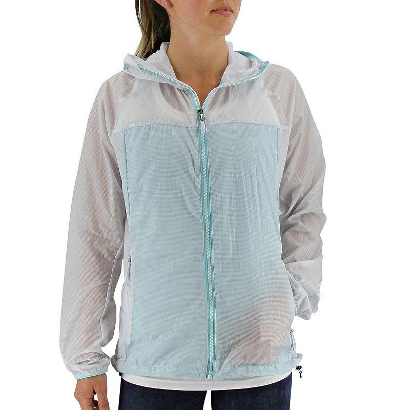 Women's adidas Outdoor Hooded Ripstop Windbreaker Jacket