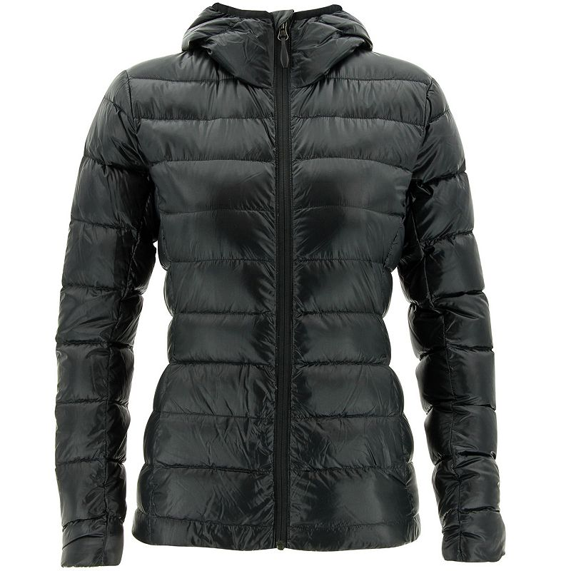 Women's adidas Outdoor Gloriana Hooded Down Jacket